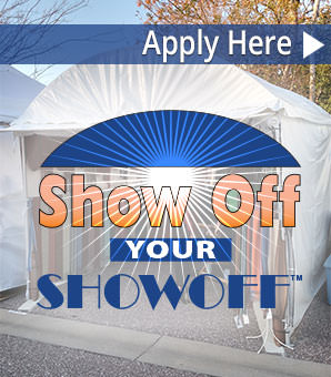 Show off your SHOWOFF application