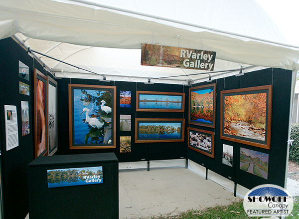 SHOWOFF Canopy Featured Artist: Rob Varley