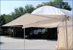SHOWOFF 3 ft. Awning (Fabric Only)