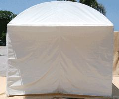 SHOWOFF Art Canopy Pro Base Double Package